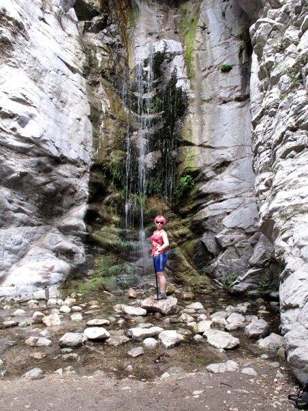 me @ Millard Canyon Falls