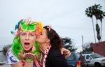 Queen Skittles (that's me!) & Queen Kavita