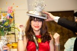 New 2011 Queen Red Rosie getting crowned!